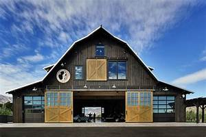 gorgeous washington barn house marries rustic elements With barn homes washington state