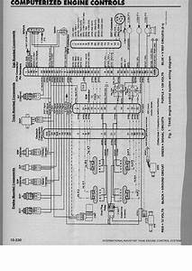 T444e International Engine Diagram
