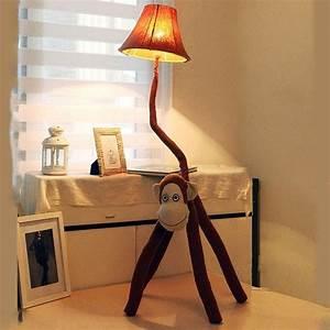 Floor lamps for baby nursery light fixtures design ideas for Chandelier floor lamp for nursery