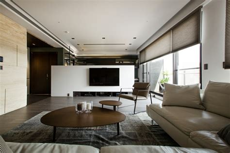 renovation canape intérieur maison moderne avec décoration asiatique