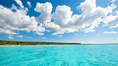 Dominican Republic Beaches Destination Cnn Places Background