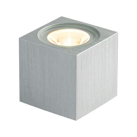 collingwood cube led wall light outdoor wall lights