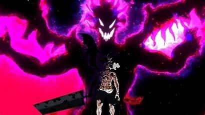 Asta Clover Devil Demon Form Chapter Grimoire