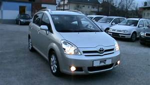Toyota Corolla Verso 2006 : 2006 toyota corolla verso 2 2 d 4d full review start up engine and in depth tour youtube ~ Medecine-chirurgie-esthetiques.com Avis de Voitures