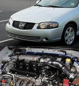 Nissan Sentra 2005 Engine