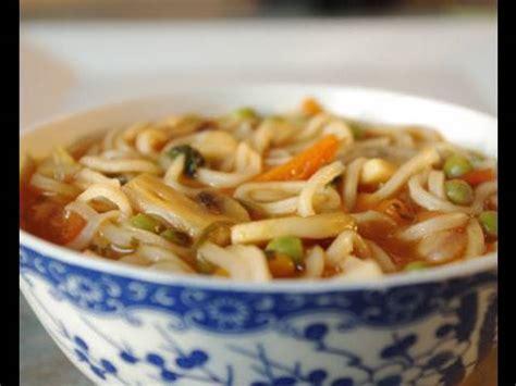 recettes de cuisine chinoise recette de soupe chinoise