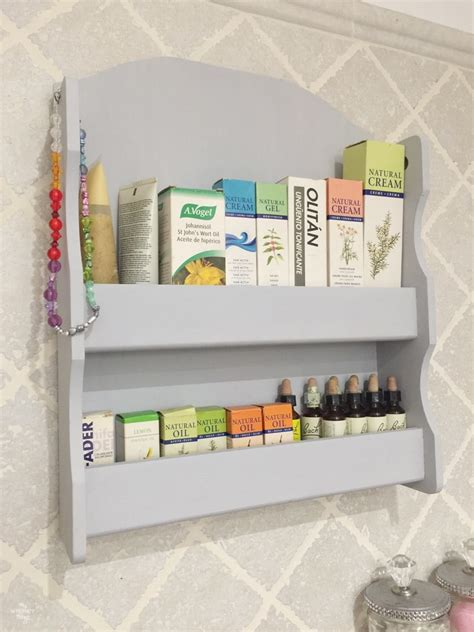 Spice Rack Essentials by How To Turn A Spice Rack Into An Essential Oils Holder