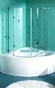 Paroi Baignoire D Angle : pare douche baignoire d angle ~ Premium-room.com Idées de Décoration