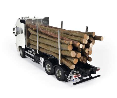 tamiya volvo fh globetrotter   timber