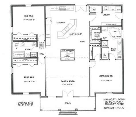image result  barndominium designs  fireplace floor plans house plans house floor plans