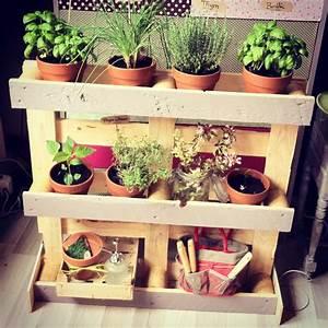 Pinterest Bricolage Jardin : diy jardin vertical pour balcon d coration jardin ~ Melissatoandfro.com Idées de Décoration