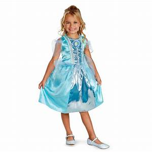Kids Cinderella Disney Princess Girls Costume | $29.99 ...