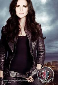 Rose Hathaway - The Vampire Academy Blood Sisters Fan Art ...