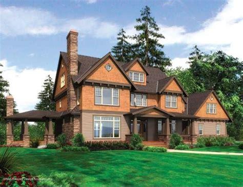Plan 2386 The Vicksburg Craftsman style house plans