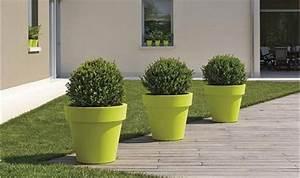 Grand Pot Plante : grand pot ikon pour arbuste et plantes d 39 exception jarre ~ Premium-room.com Idées de Décoration