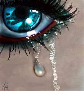 Crying eye by iheartjohnmel on DeviantArt