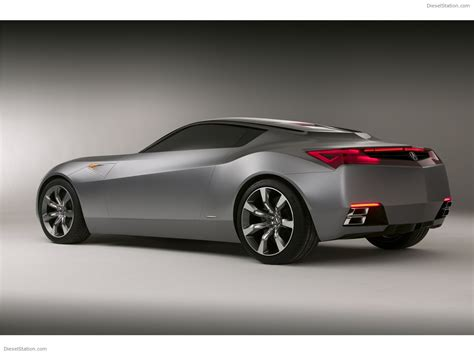 Sports Car Concept by Acura Advanced Sports Car Concept Car Wallpapers