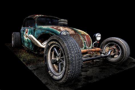 Volkswagon Rat Rod By Jmotes On Deviantart