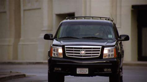 Entourage Cadillac by Cadillac Escalade 2002 In Entourage Entourage 2004