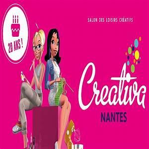 Home Salon Nantes : salon creativa nantes 2018 soli 39 expo ~ Louise-bijoux.com Idées de Décoration