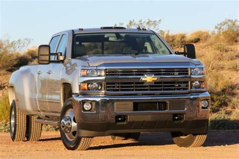2015 Chevrolet Silverado 2500/3500 Hd Recalled For