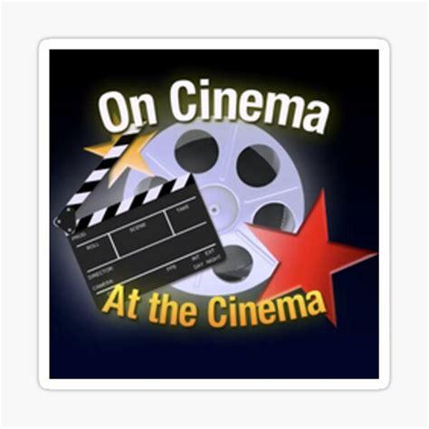 ber das kino im kino sticker impulsee redbubble