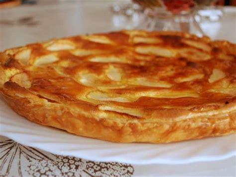 recette tarte aux pommes pate feuilletee recettes de g 226 teau aux pommes et tartes