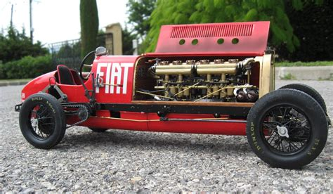 1923 Fiat Mephistopheles 1923 Mefistofele Eldridge Record