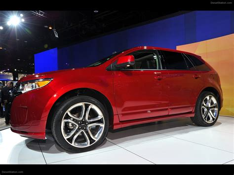 Ford Edge Sport 2018 Exotic Car Wallpaper 03 Of 58