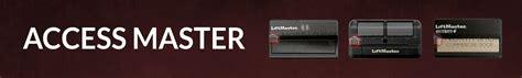 Access Master Garage Door Opener Remote Controls & Keypads
