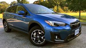 2018 Subaru Crosstrek Sport CVT Test Drive Review