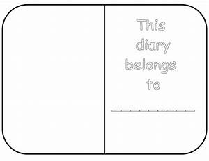 diary template by white lilly2 teaching resources tes With diary writing template ks1