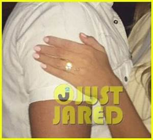 jason aldean39s fiancee brittany kerr shares engagement With jason aldean wedding ring