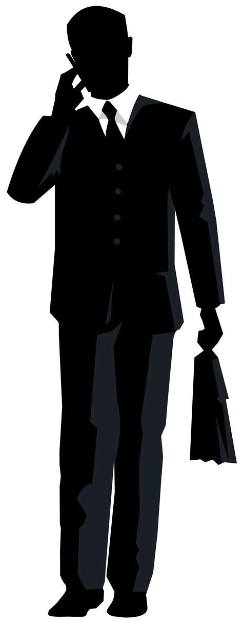 Businessman Clipart Silhouette Businessman Clipart Best