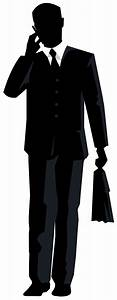 Silhouette Businessman - ClipArt Best
