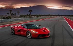 Wallpaper Ferrari LaFerrari, 2017 Cars, 4K, Ferrari ...