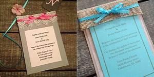 Rustic Wedding Invitations - Rustic Country Wedding
