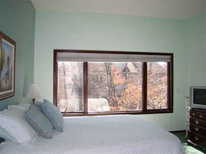 Window Bedroom Treatments Windows Glass Walls Brown