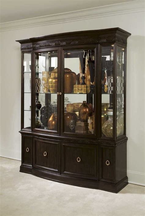 Bobs Furniture China Cabinet by American Drew Bob Mackie China Cabinet 308 840r
