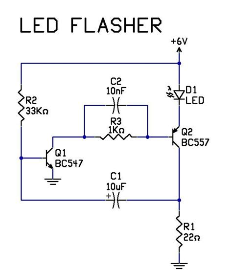 Basic Electrical Schematic Wiring Diagram by Image Result For Basic Electrical Circuit For Led