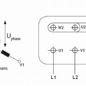 Star Delta Connection Of 3 Phase Motor