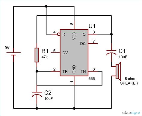 This Timer Based Fun Circuit Which Generates