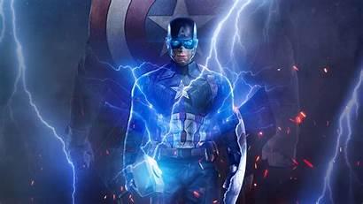 Captain America Thor 4k Wallpapers Pantalla Worthy