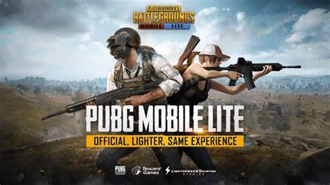 pubg mobile lite mod apk official  apk obb