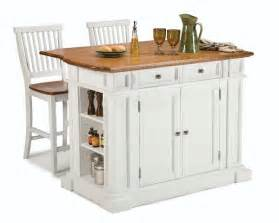 compact kitchen island compact set home styles kitchen island two bar stools home design garden architecture
