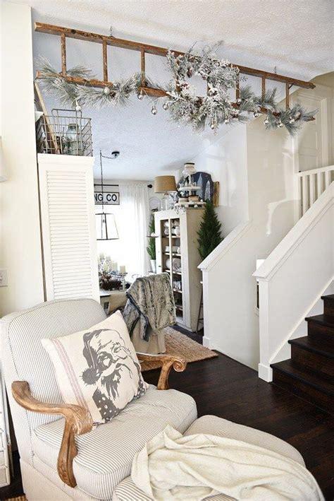 repurposed  ladder ideas  designs