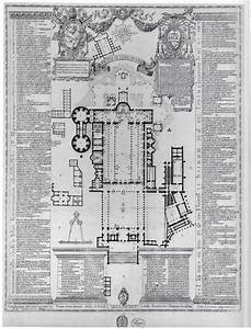 Old St. Peter's. Rome Floor plan #architecture #design ...