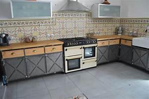 meuble cuisine pin simple meuble de cuisine style With good meuble bar pour cuisine ouverte 4 des meubles au charme dantan charme dantan