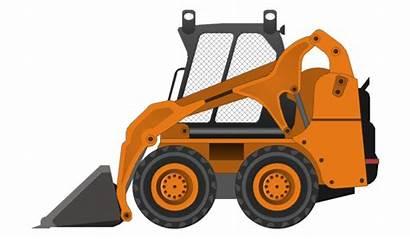Truck Clipart Bucket Vehicle Construction Loader Vehicles