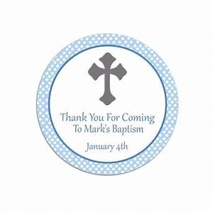 baptism thank you favor tags template free baptisms With how to print tags for favors
